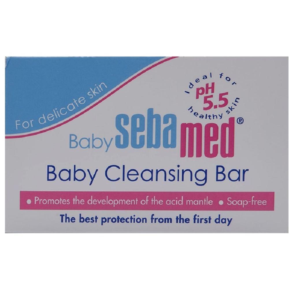 Sebamed Baby Cleansing Bar (100g)