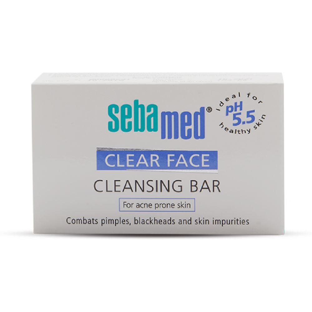 Sebamed Clear Face Cleansing Bar (100g)