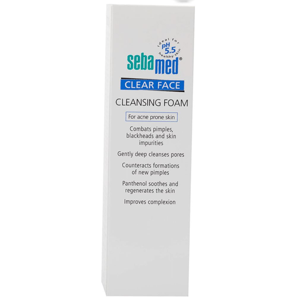 Sebamed Clear Face Cleansing Foam (150ml)