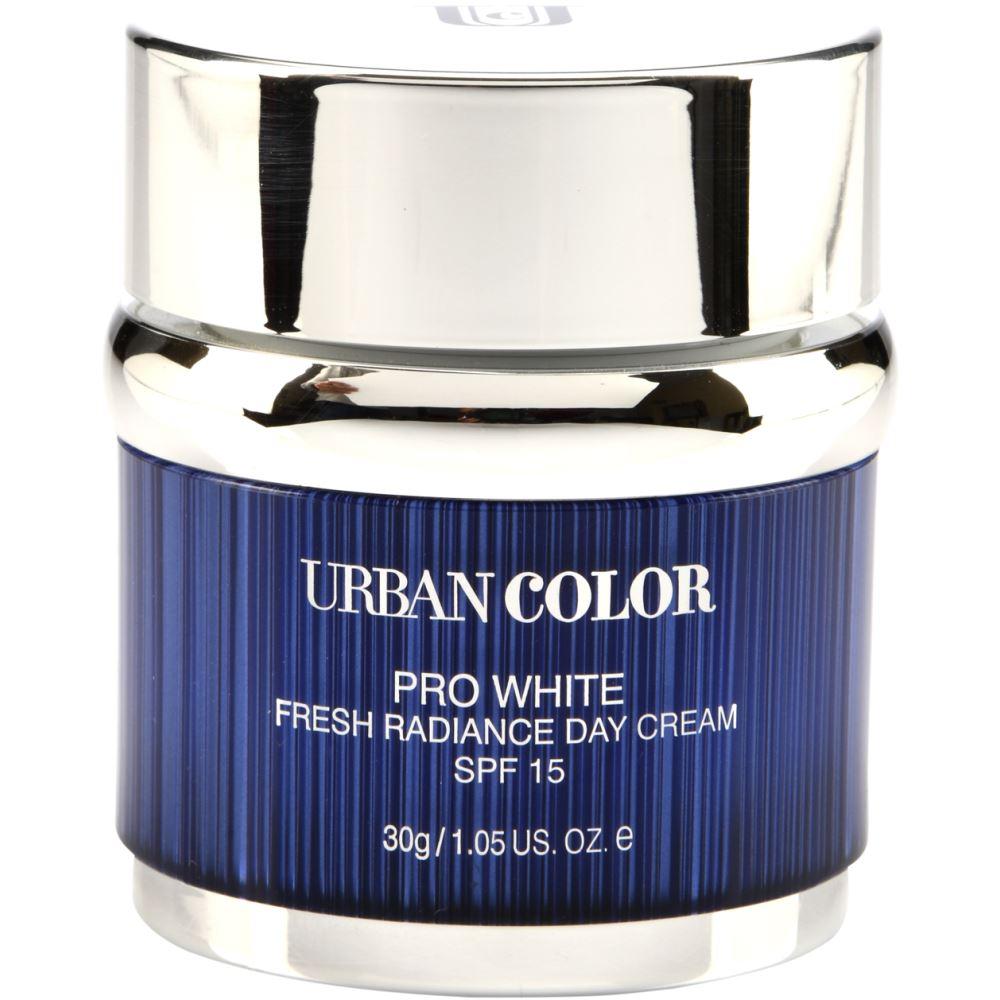 Urban Color Pro White Fresh Radiance Day Cream (30g)