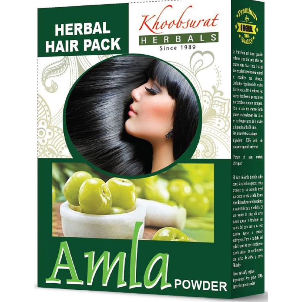Falcon Herbs Amla Powder (100g, Pack of 5)