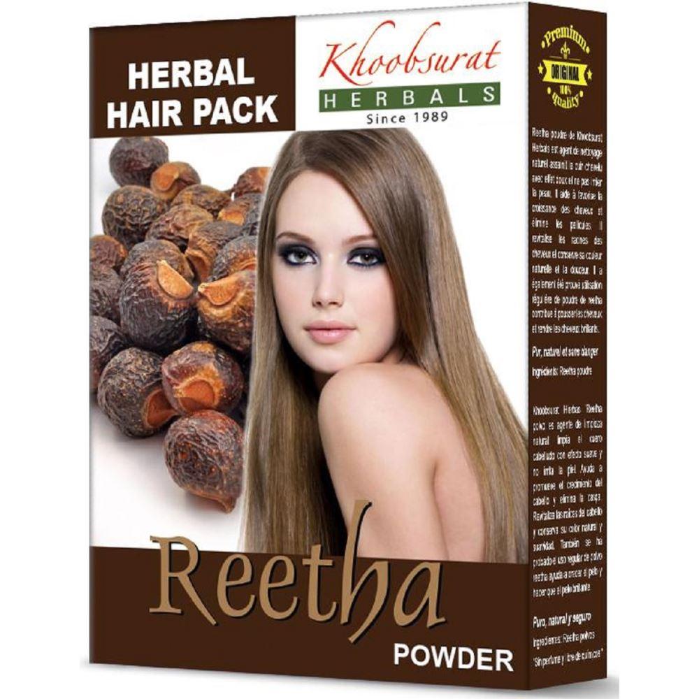 Falcon Herbs Reetha Powder (100g, Pack of 5)
