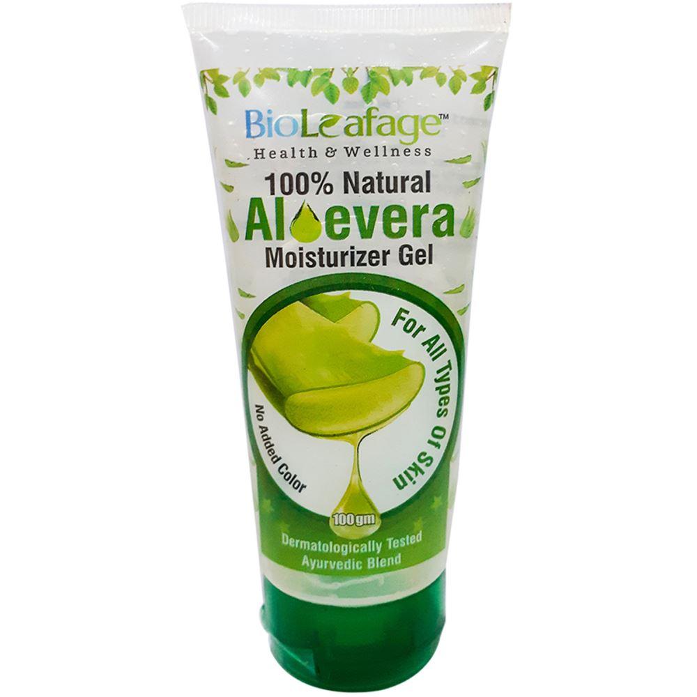Bioleafage Aloe Vera Moisturizer Gel (100g)