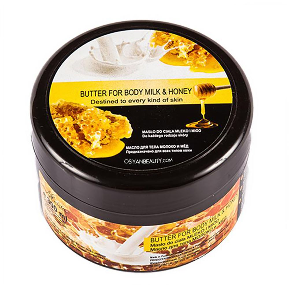 Larel Body Butter Milk And Honey(Made In Europe) (300ml)