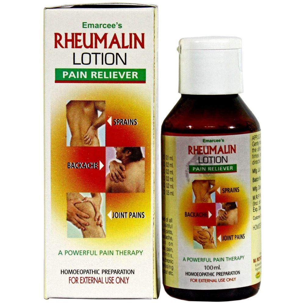 Emercee's Rheumalin Lotion (100ml)