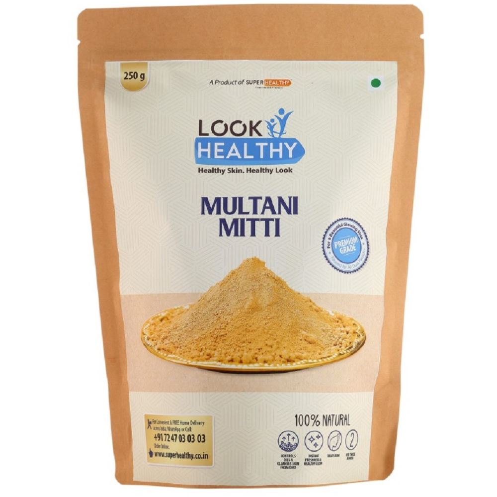 SuperHealthy Multani Mitti (250g)