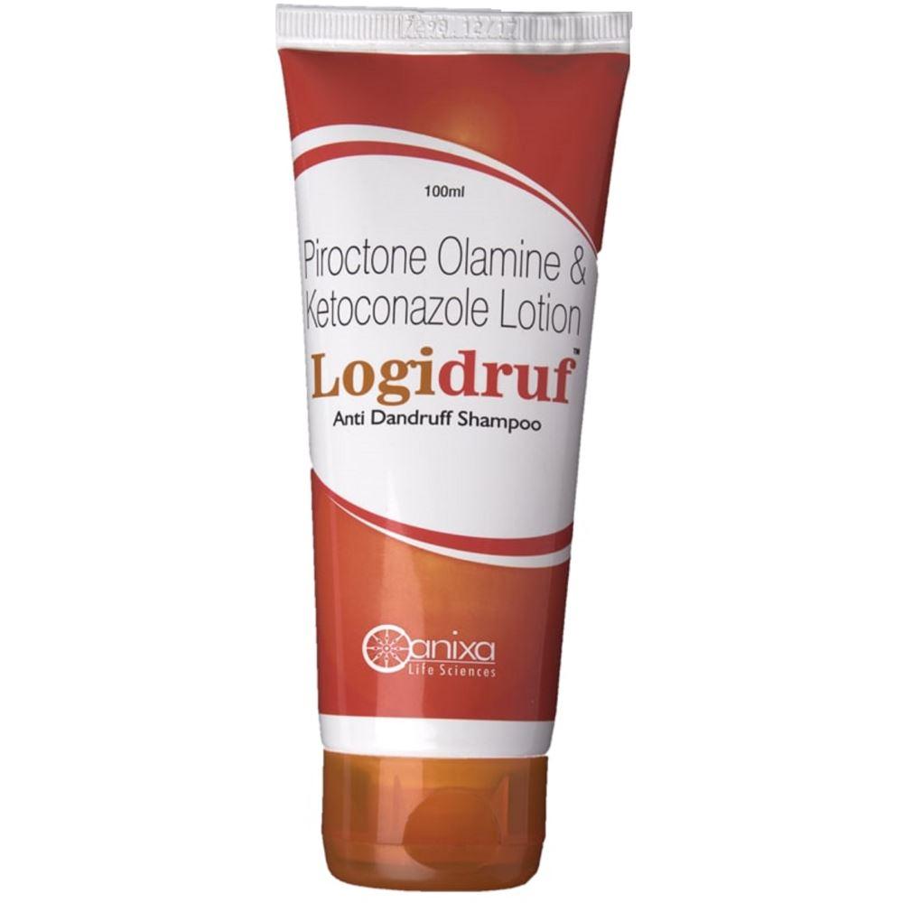 Canixa Lifesciences Logidruf Shampoo (2%w/v/0.5%w/v) (100ml)