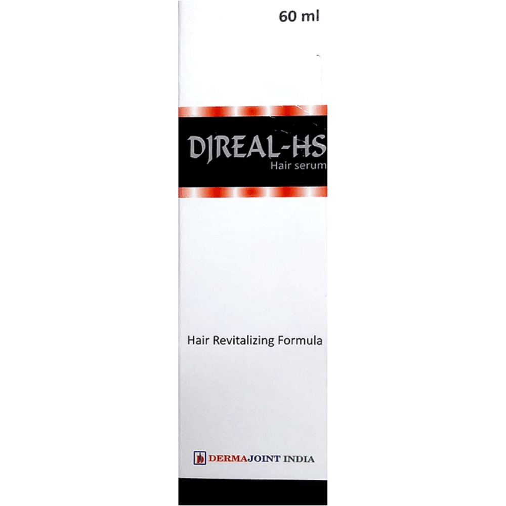 Dermajoint India Djreal HS Hair Serum (60ml)