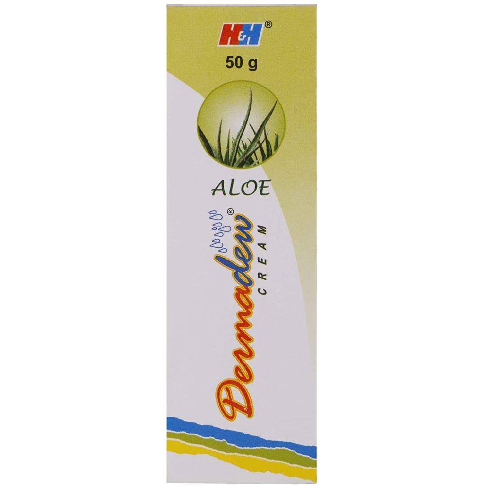 Hegde and Hegde Dermadew Aloe Cream (50g)