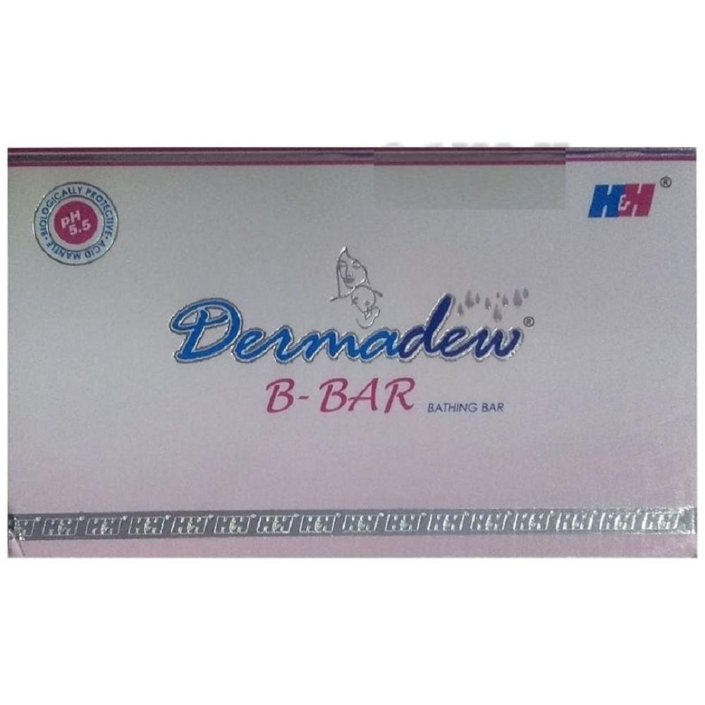 Hegde and Hegde Dermadew B Bar (75g)