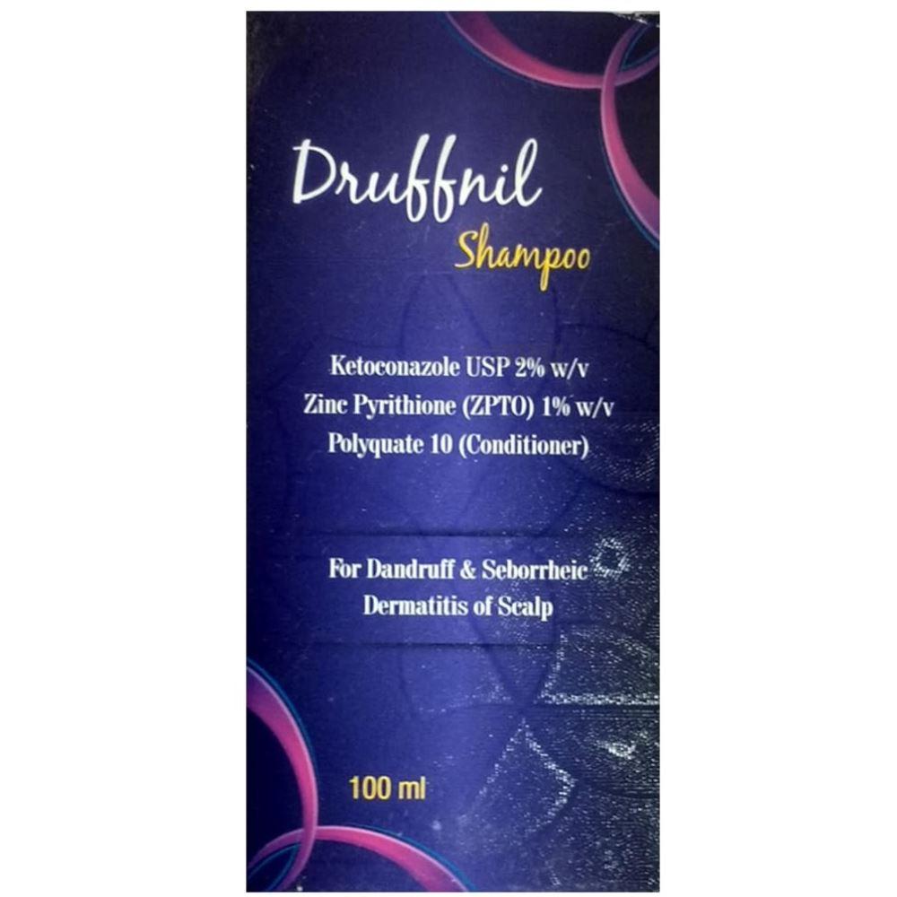 Iceberg Healthcare Druffnil Shampoo (2%w/v/1%w/v) (100ml)
