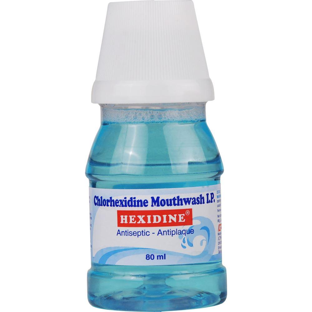 Icpa Health Products Hexidine Mouth Wash (0.2%w/v) (80ml)