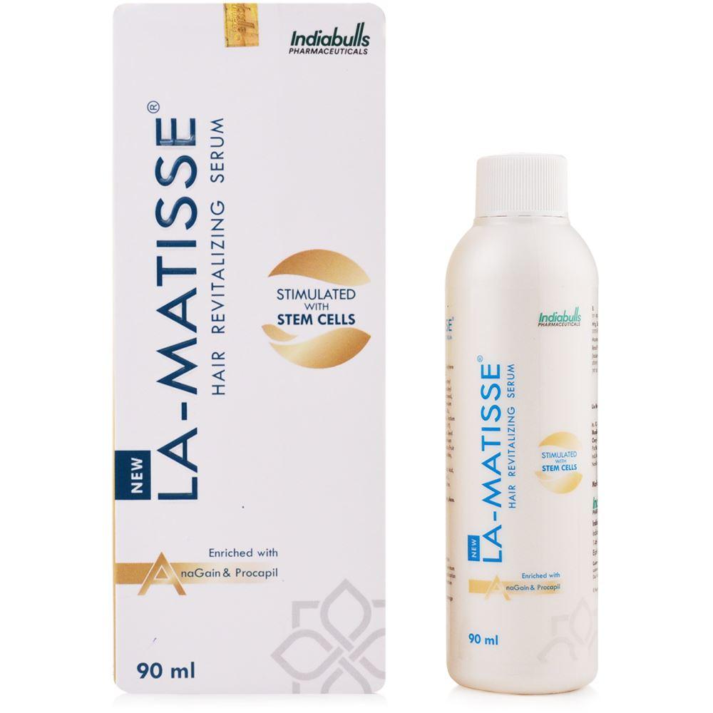 Indiabulls Pharma New La Matisse Hair Revitalizing Serum (90ml)