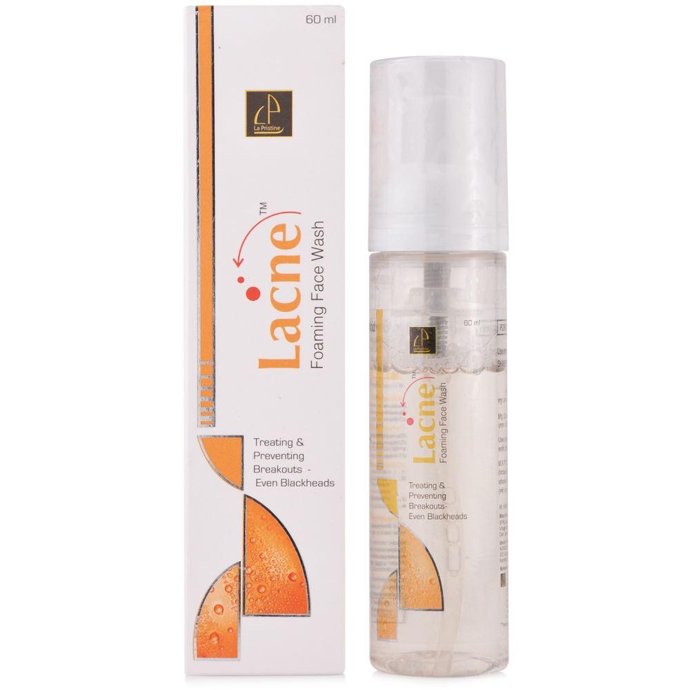 La Pristine Bioceuticals Lacne Foaming Face Wash (60ml)