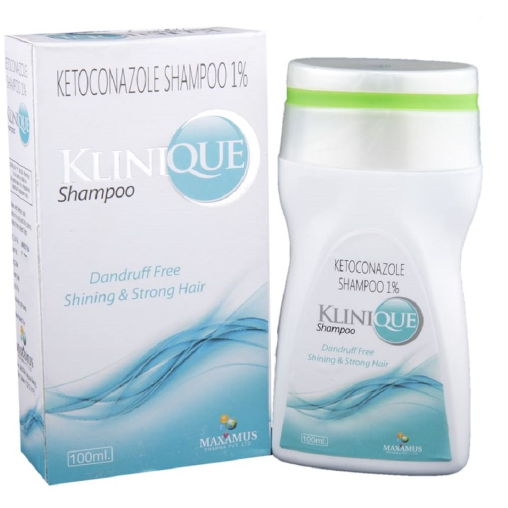 Maxamus International Klinique Shampoo (1%w/v) (100ml)