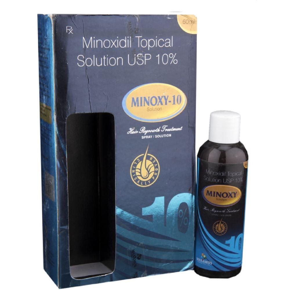 Maxamus International Minoxy Solution (10%w/v) (60ml)