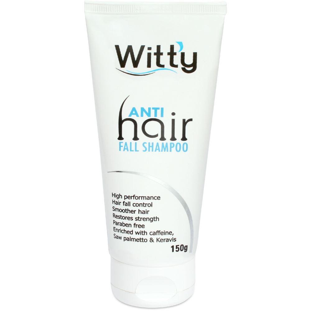 Witty Hair Shampoo For Hair Fall (150ml)