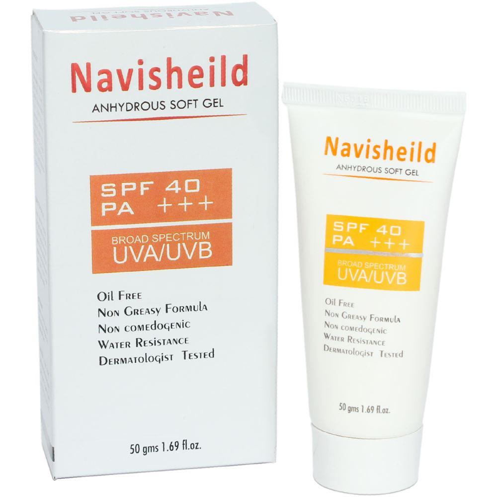 Navishield Gel 40 Spf (50ml)