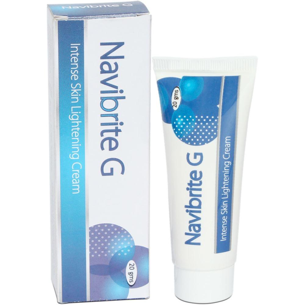 Navibrite G Gel (Cream) Intense Skin Lightening (20g)