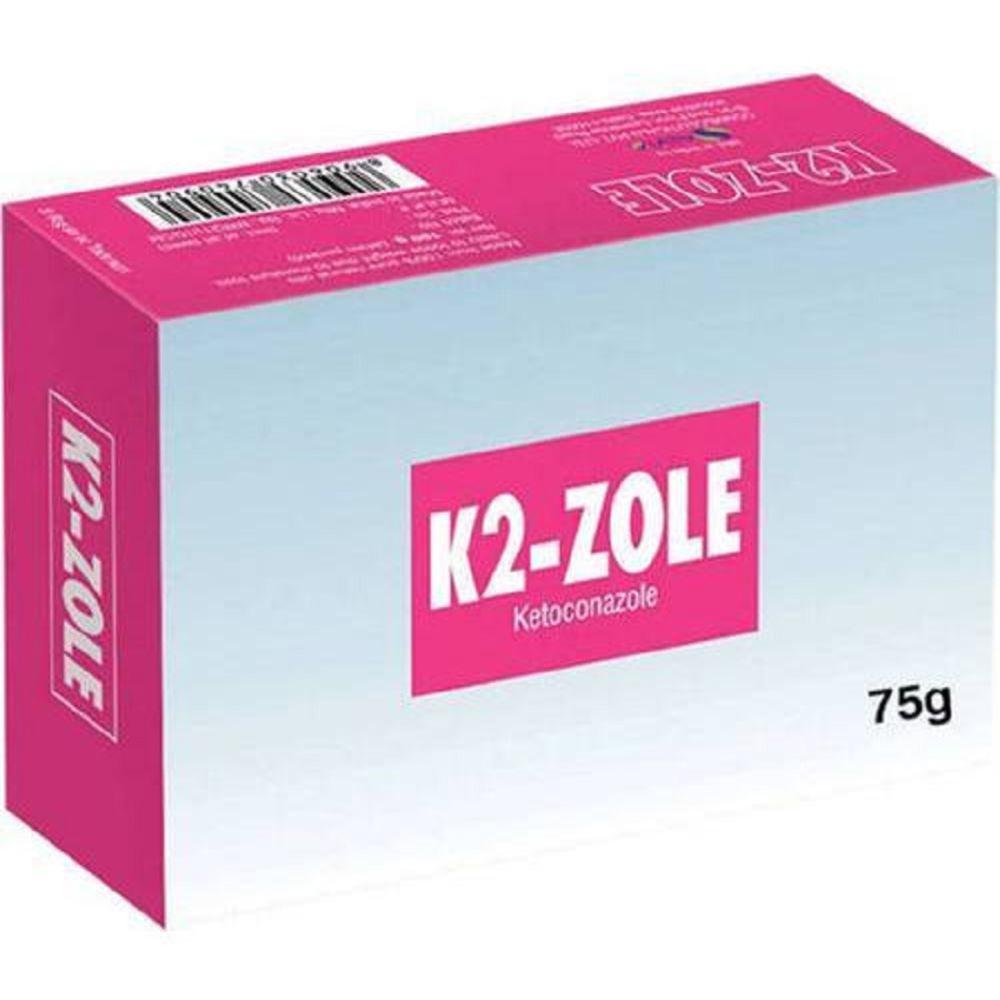 Salve Pharma K2 Zole Soap (2%w/w) (75g)