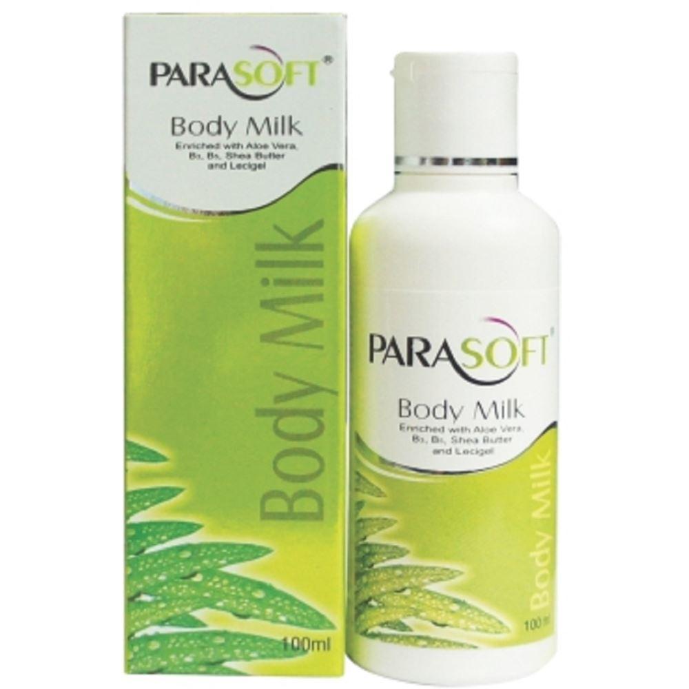 Salve Pharma Parasoft Body Milk Lotion (100ml)
