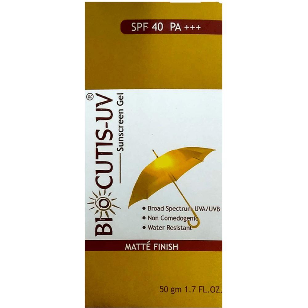 Syscutis Healthcare Biocutis UV Sunscreen Gel (50g)