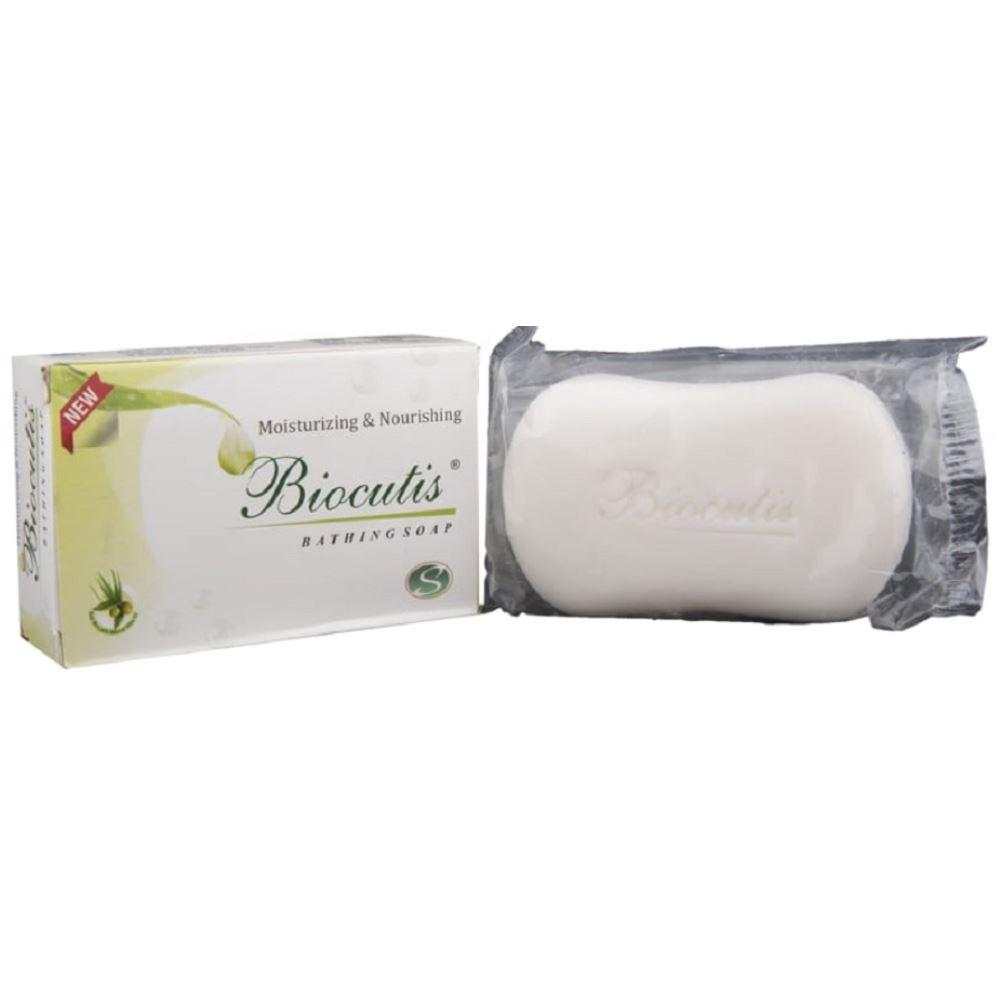 Syscutis Healthcare Biocutis Bathing Soap (100g)