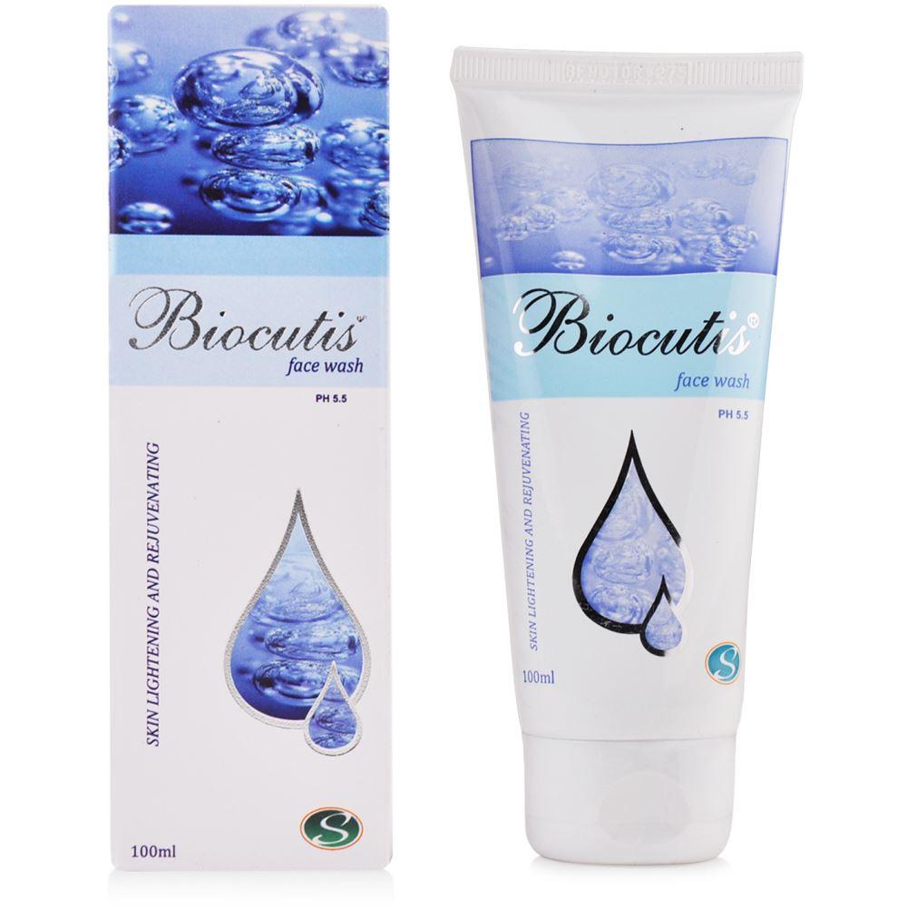 Syscutis Healthcare Biocutis Face Wash (100ml)