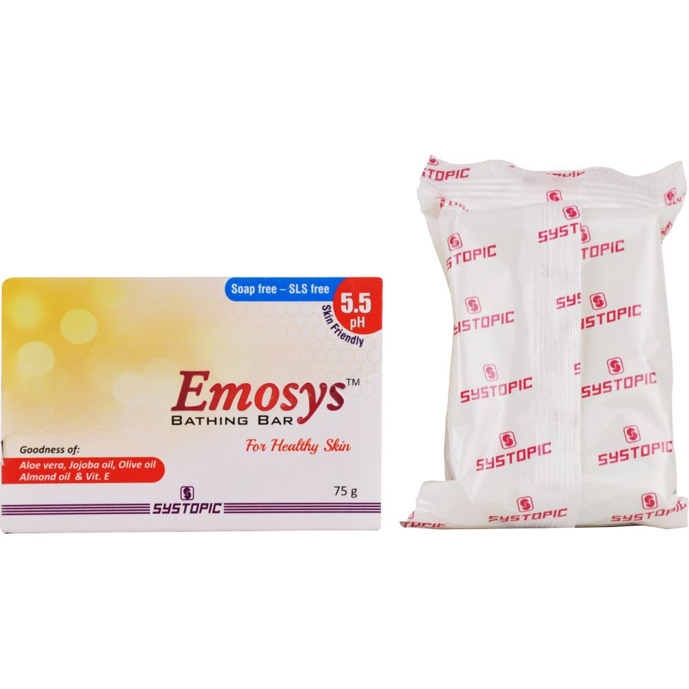 Systopic Labs Emosys Soap (75g)