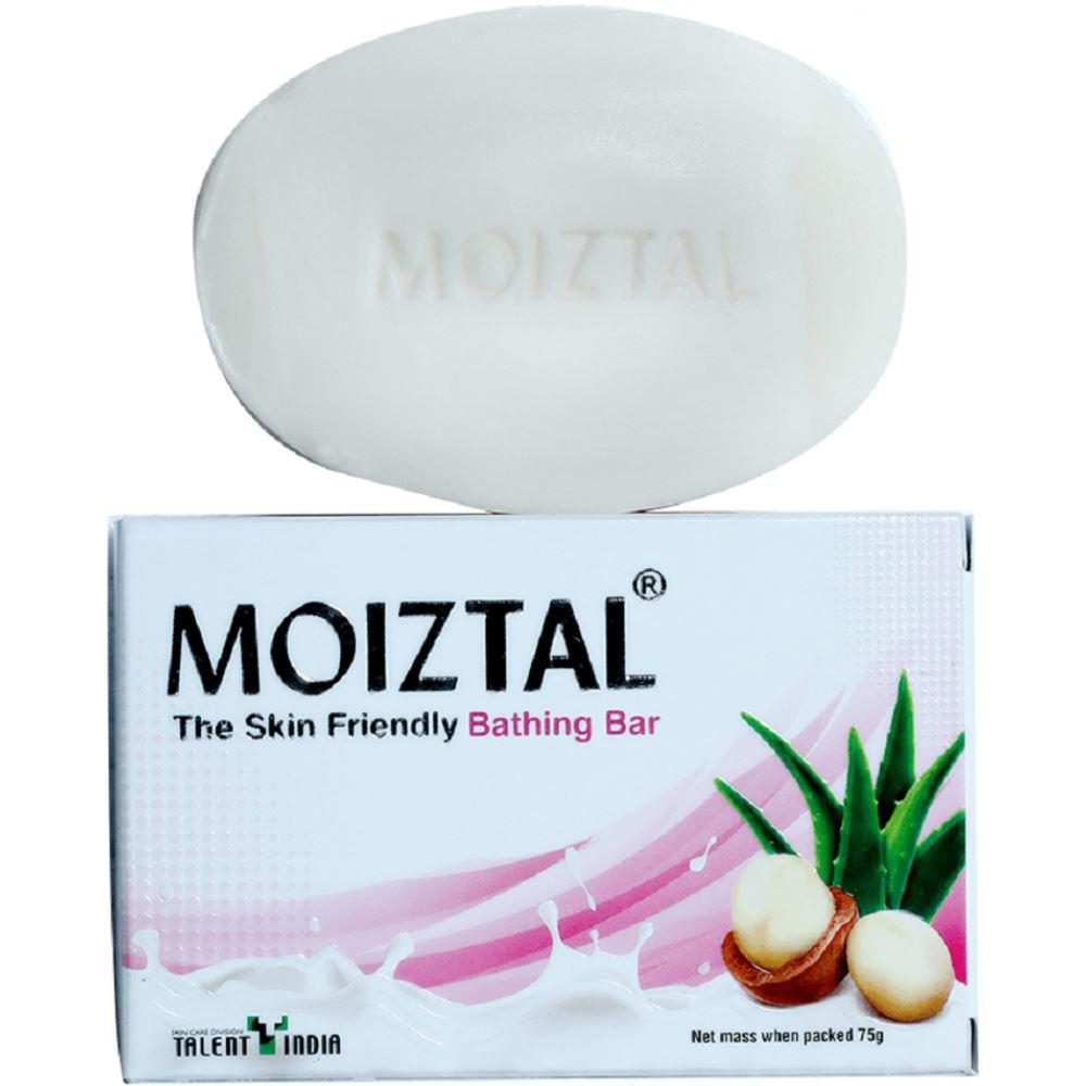 Talent India Moiztal Bathing Bar (75g)