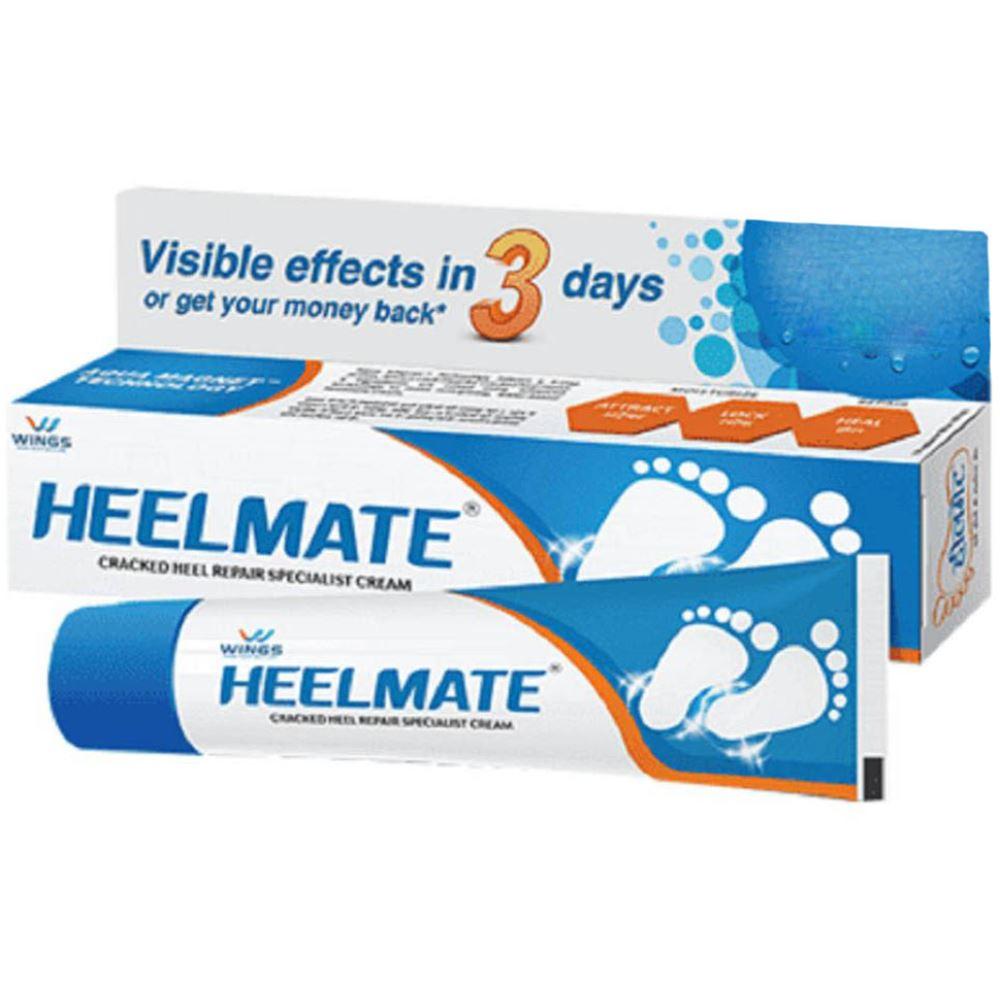 Wings Biotech Heelmate Cracked Heel Repair Specialist Cream (30g)