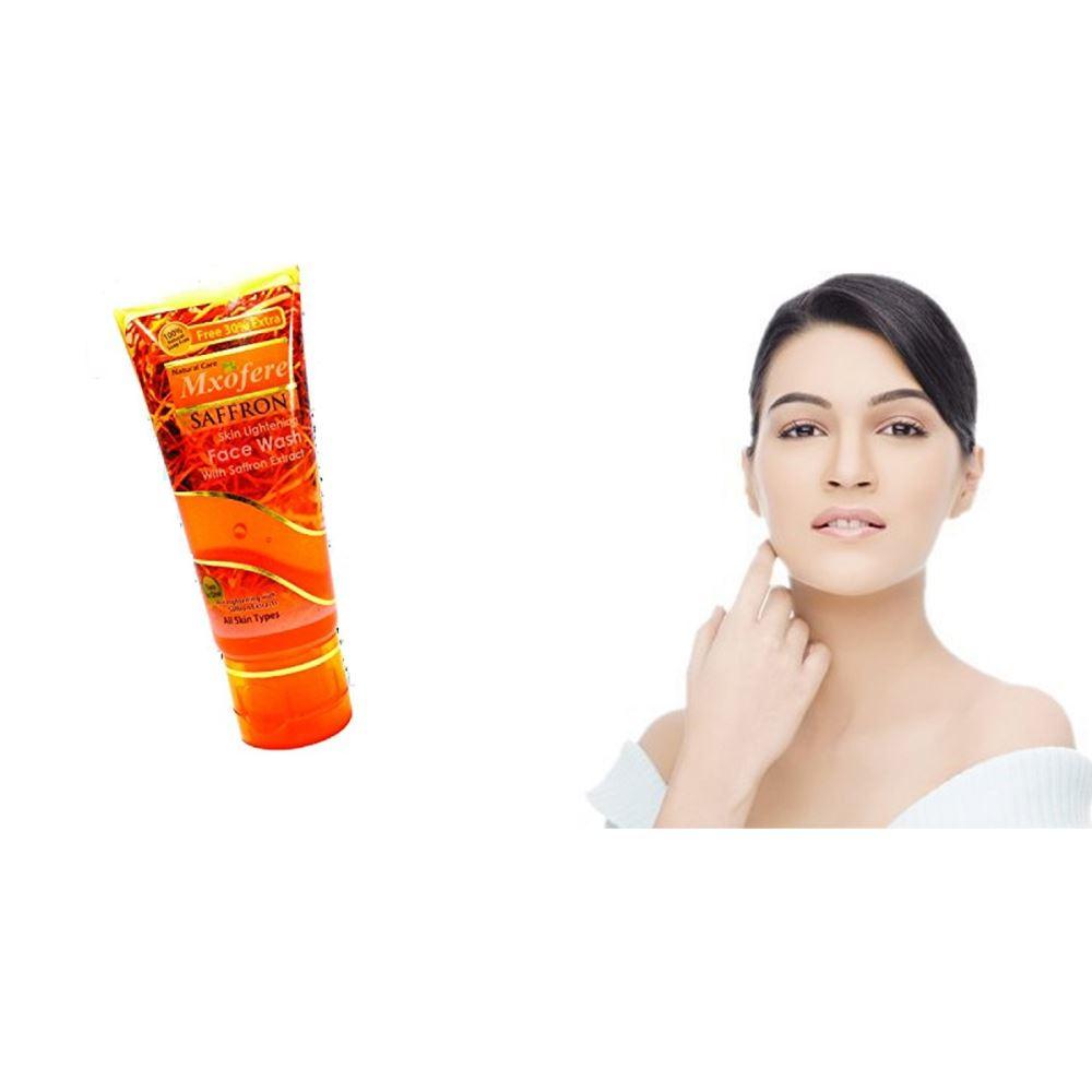 Mxofere Saffron Face Wash (65ml)