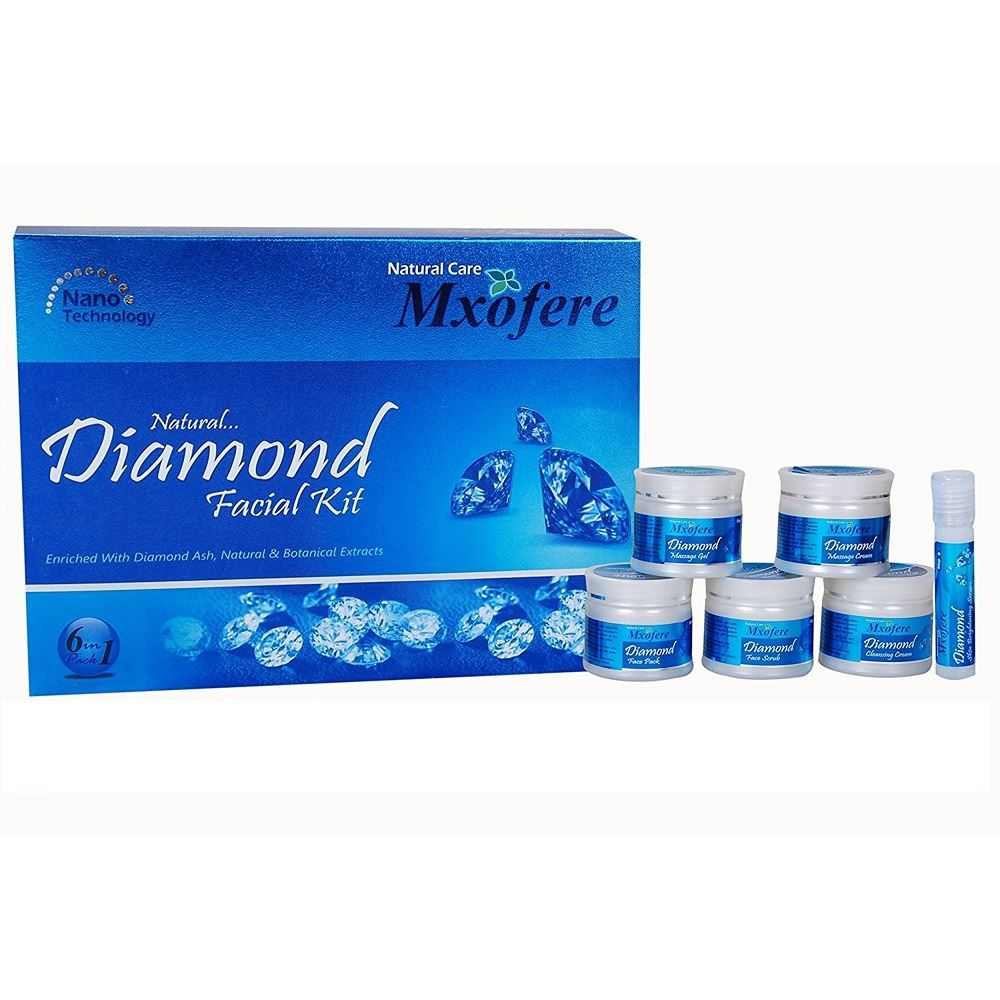 Mxofere Diamond Facial Kit (280g)