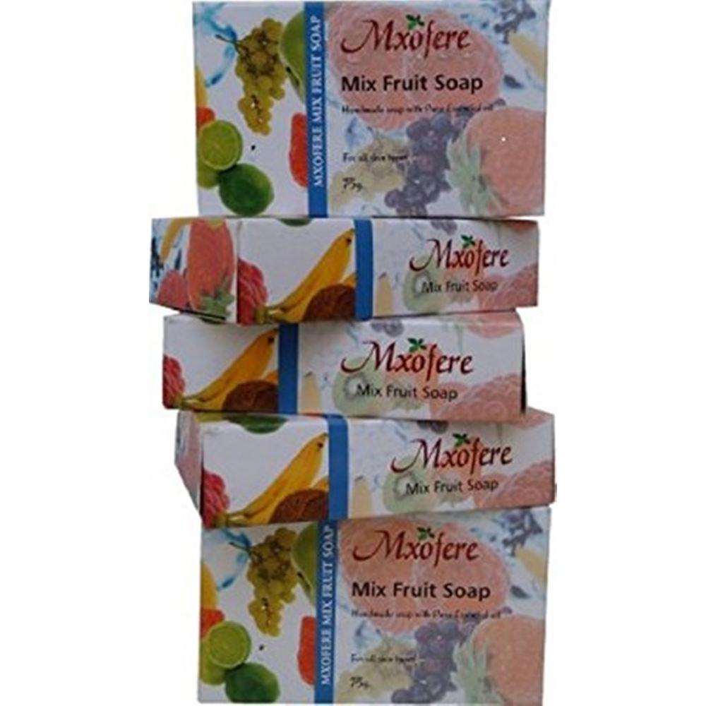 Mxofere Mix Fruitb Hand Made Soap (75g)