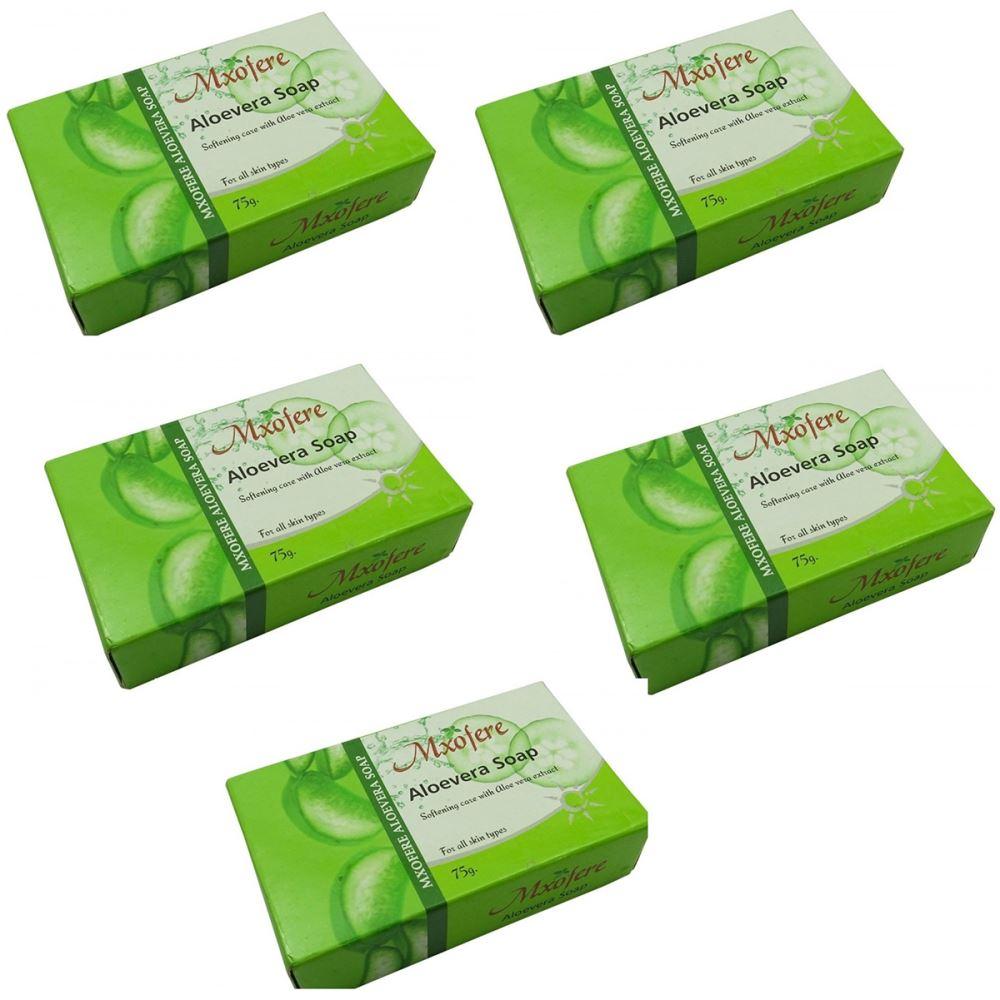 Mxofere Aloevera Hand Made Soap (75g)
