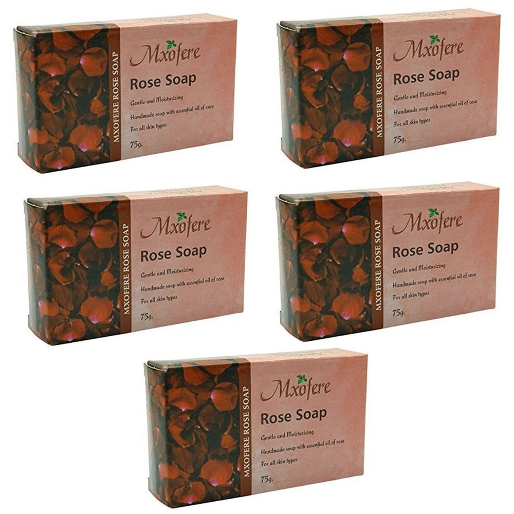 Mxofere Rose Hand Made Soap (75g)