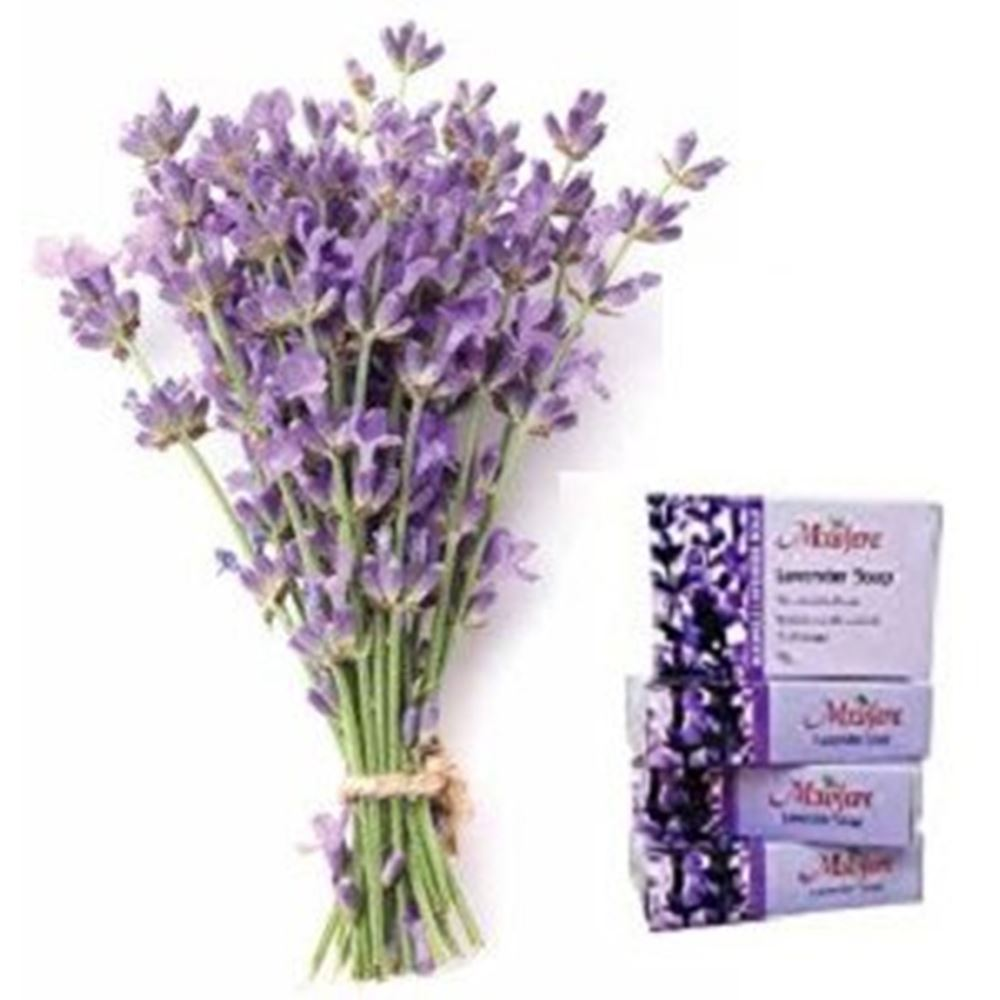 Mxofere Lavender Hand Made Soap (75g)