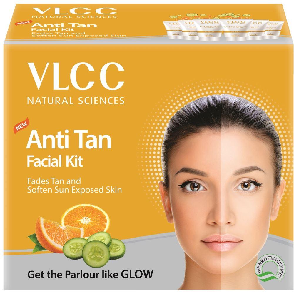 VLCC Anti Tan Single Facial Kit (60g)
