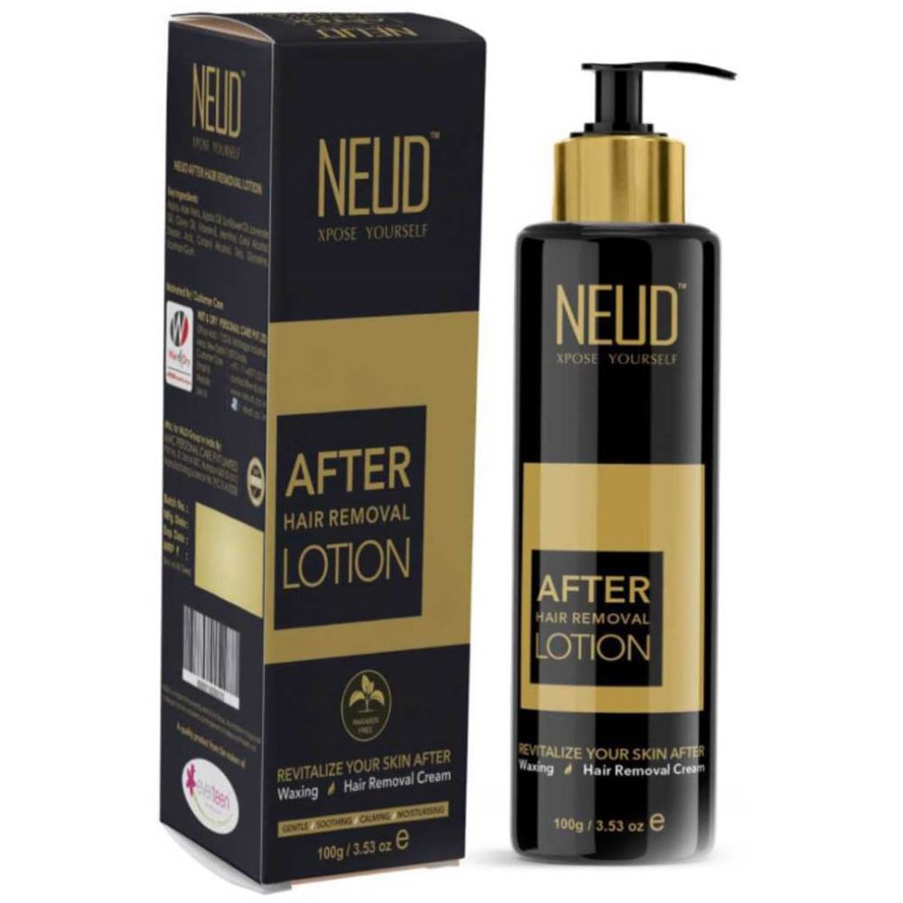 NEUD After Hair Removal Lotion For Men & Women (100g)
