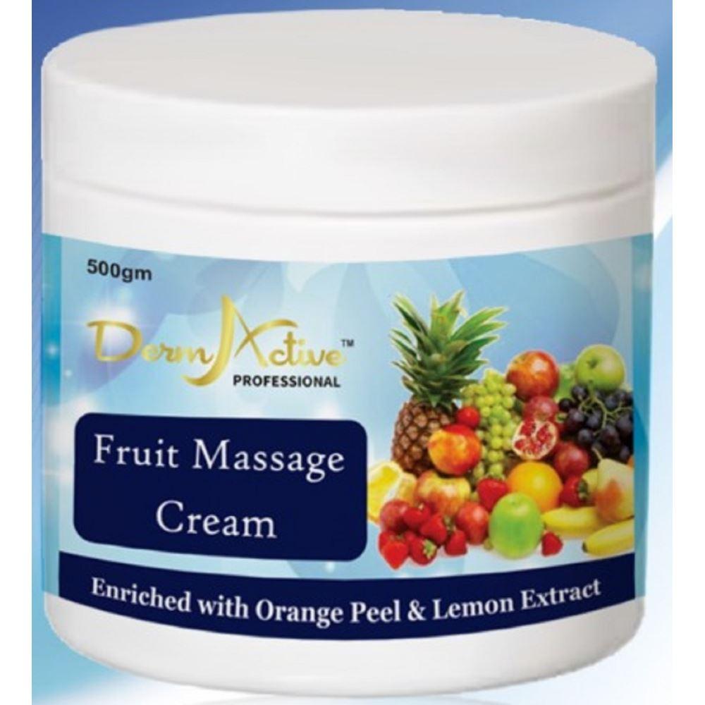 DermActive Fruit Massage Cream (500g)