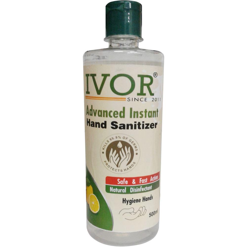Ivor Advanced Instant Hand Sanitizer (Alcohol Based) (500ml)