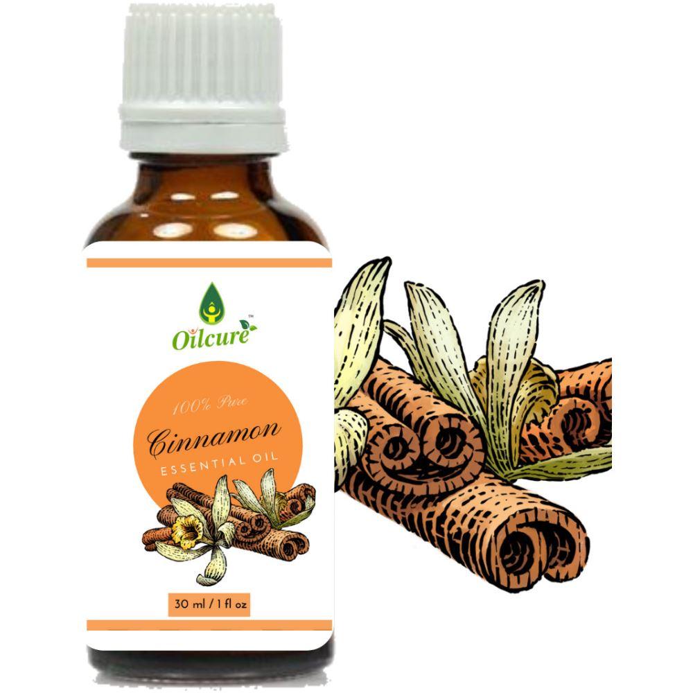 Oilcure Cinnamon Bark Oil (30ml)