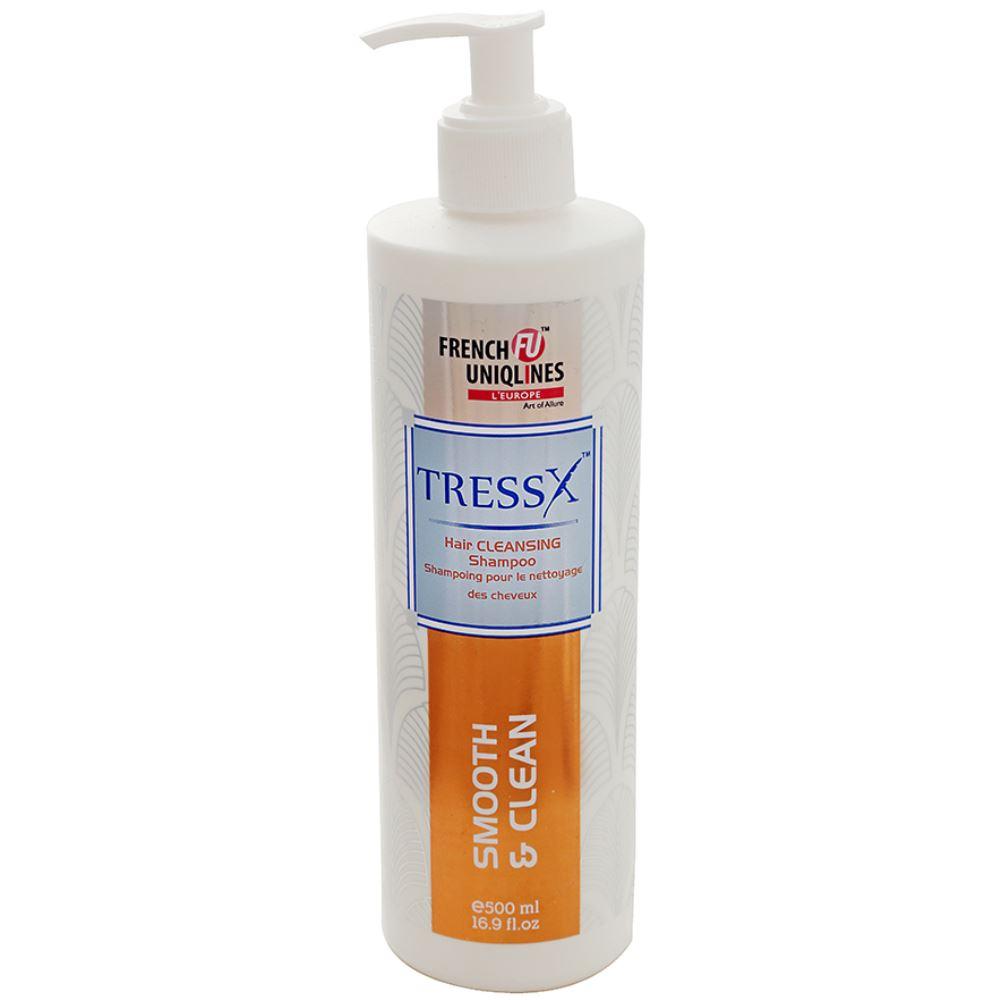French Uniqlines Tressx Hair Cleansing Shampoo (500ml)