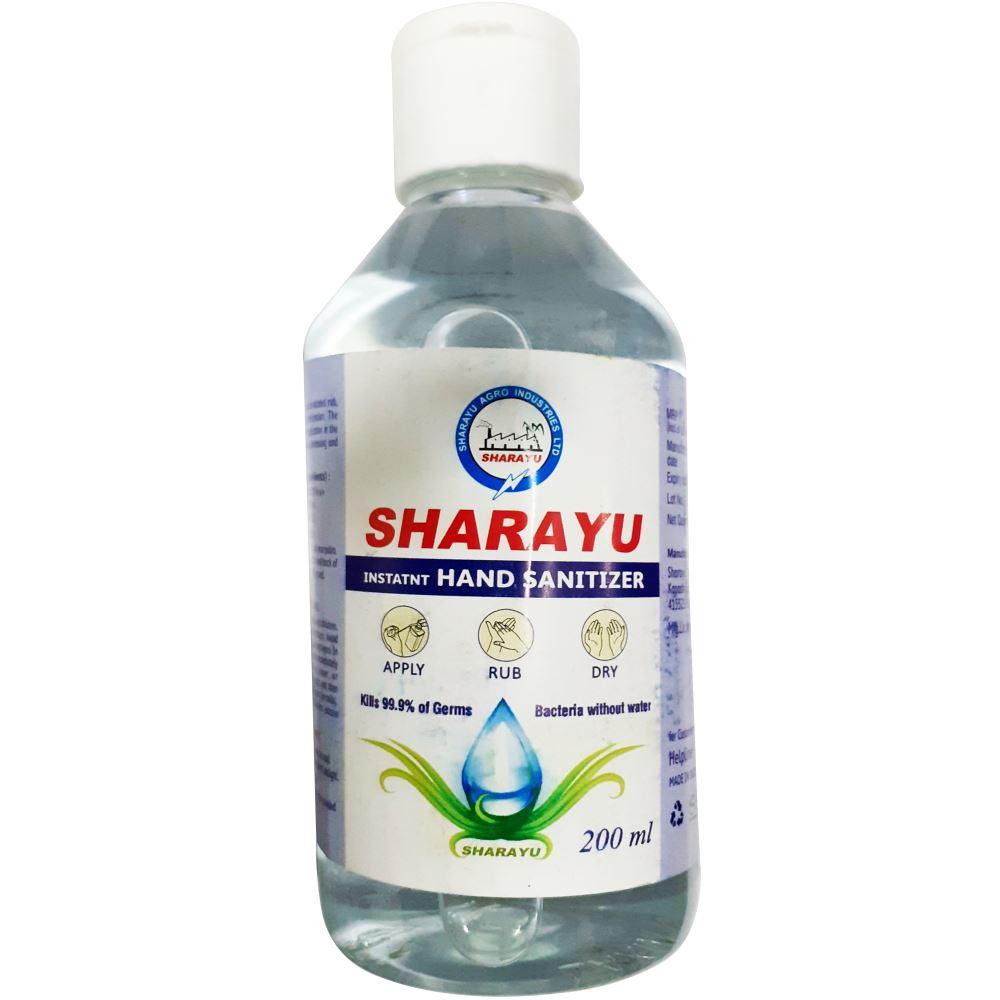 Sharayu Hand Sanitizer (200ml)