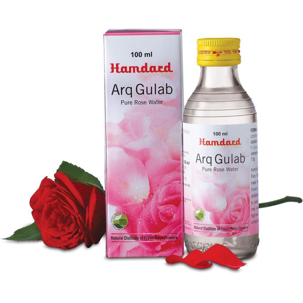 Hamdard Arq Gulab (100ml)