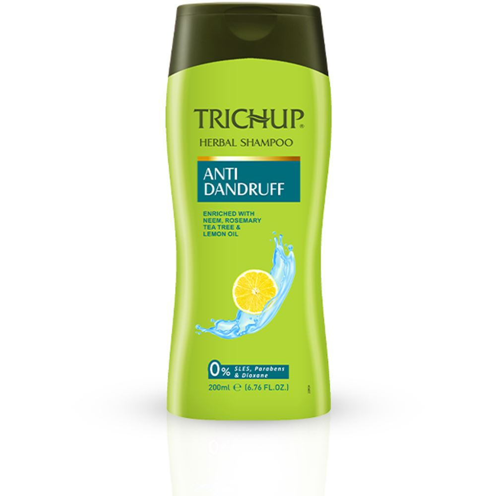 Trichup Antidandruff Herbal Shampoo (200ml)