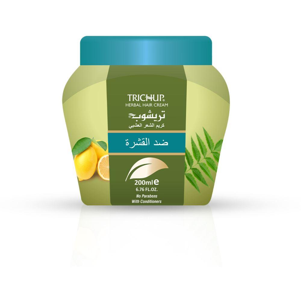 Trichup Antidandruff Herbal Hair Cream (200ml)