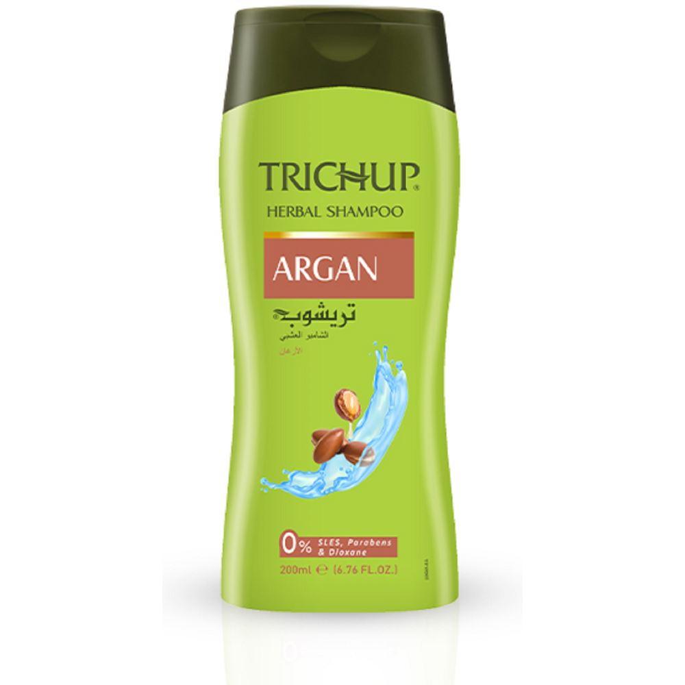 Trichup Argan Herbal Shampoo (200ml)