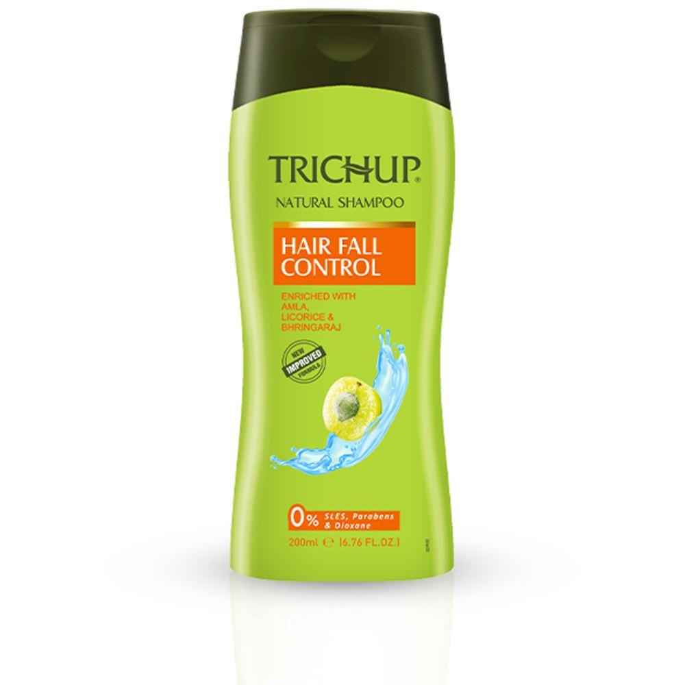 Trichup Hair Fall Control Herbal Hair Shampoo (200ml)