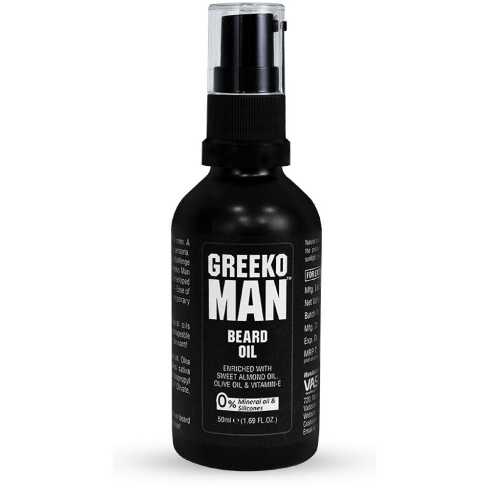Greeko Man Beard Oil (50ml)